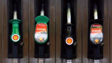 Regular unleaded petrol is the most popular type of fuel in Australia.