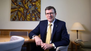 Human Services Minister Alan Tudge has defended Centrelink's automated debt efforts.