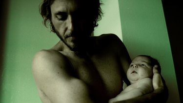 Fathers struggle to be put on the same pedestal as mothers.
