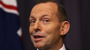 Prime Minister Tony Abbott says Australia's emissions reductions target is similar to the United States', but that just isn't true.