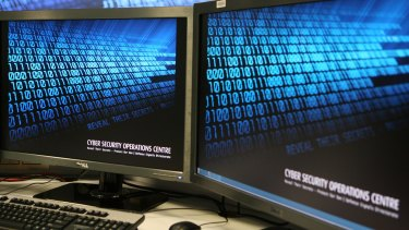 The Andrews government sees cyber security as an industry with huge potential for growth.