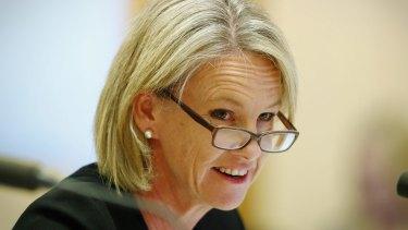 Deputy Nationals leader Fiona Nash.
