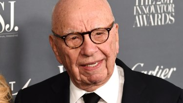The Murdochs will control about 5 per cent of Disney after the deal.