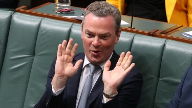 """""""As Minister for Industry, Science and Innovation, it's my duty to ignore the last two in favour of the first."""""""