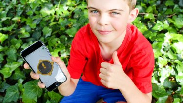 The Nature Passport app gets kids exploring outside.