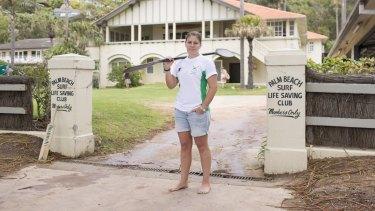 Kate MacDonald, president of Palm Beach Surf Life Saving Club.