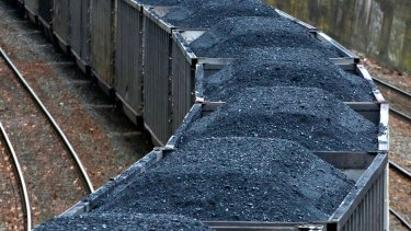 Coal got on a surprising roll this year.
