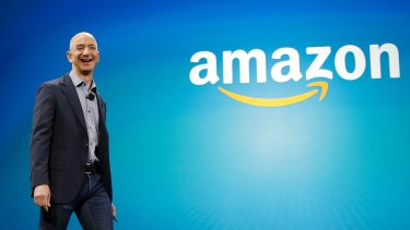 Amazon is among big US companies investing capital into Australia.