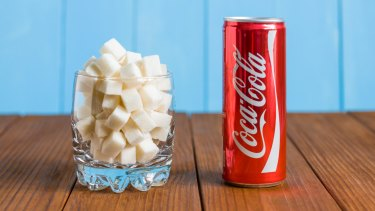 Soft drink is one of the worst sugar offenders.
