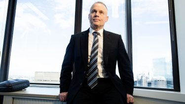 Nib boss Mark Fitzgibbon wants consumers to question the fees charged by surgeons.