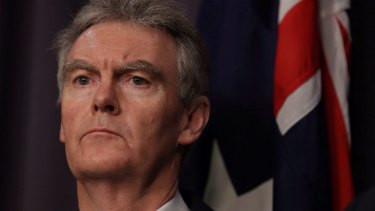 """ASIO head Duncan Lewis says a streamlining of the process """"would be most desirable""""."""