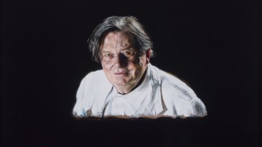 Louise Hearman's portrait of Barry Humphries has won the 2016 Archibald Prize.