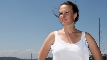 Kristina Photios has quit the Liberal Party over a lack of action on climate change.