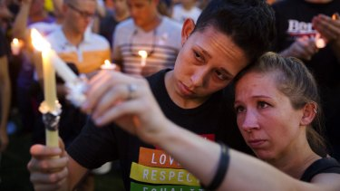The shooting deaths of 49 people in the Orlando attack prompted tributes around the world.