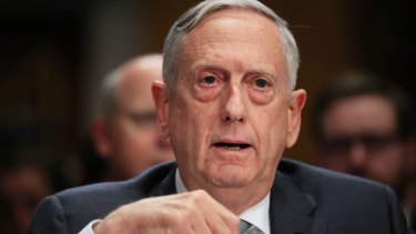 Secretary of Defense Jim Mattis argues forcefully for using diplomacy to address Pyongyang's nuclear ambitions.