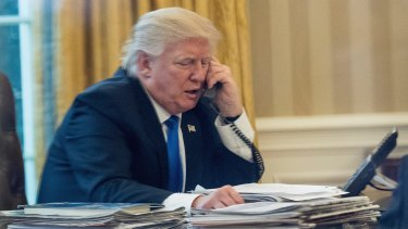 US President Donald Trump reportedly accused Australian Prime Minister Malcolm Turnbull of trying to send America the next Boston bomber.