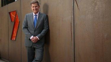 Seven West CEO Tim Worner is backing Village Roadshow.
