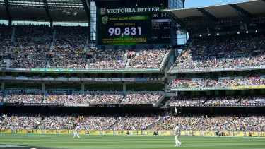 G day: New Zealand want to play in a Boxing Day Test.