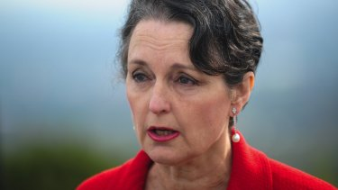 Housing Minister Pru Goward said the people at Martin Place need to be moved on.