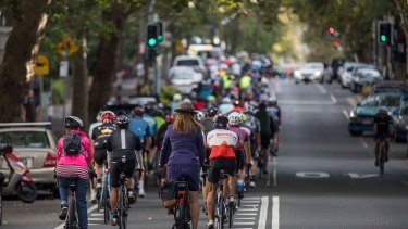 The cycling community came together in the wake of Mike Hall's death.