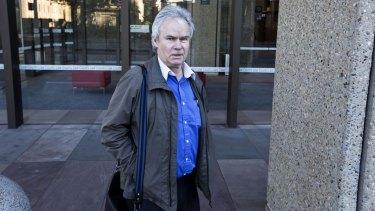 Art dealer Peter Gant has been found guilty of selling fake Brett Whiteley paintings.