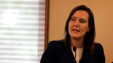 "Small Business Minister and Assistant Treasurer Kelly O'Dwyer is ""delighted"" with the take-up of the instant asset write-off."