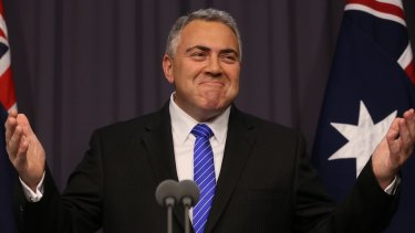 Who are the winners and who are the losers from Treasurer Joe Hockey's budget?