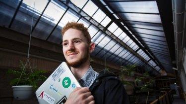 Adam Stone, entrepreneur and founder of Speedlancer.