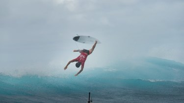 Another big fall for Billabong.