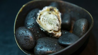 The Sydney Rock Oyster at Ides.