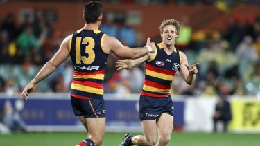The Crows began 2017 in sparkling form but the influence of Rory Sloane has dwindled.