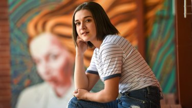 """""""At the moment, we have the idea we can do whatever we want,"""" says recent year 12 graduate Chiara Tenaglia."""