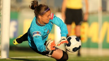 Melissa Barbieri will boost Victory's defence.