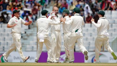 Changing times: Test cricket is in for a major shake-up.
