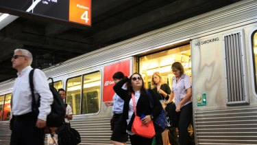 Cancellations appear to have stabilised on the Queensland Rail network after disruptions last year.