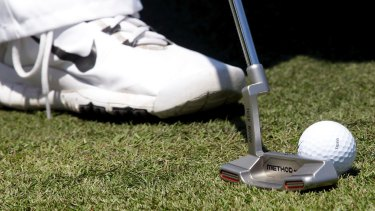 A 6500-strong putter collection was one of the assets held by JPMorgan.