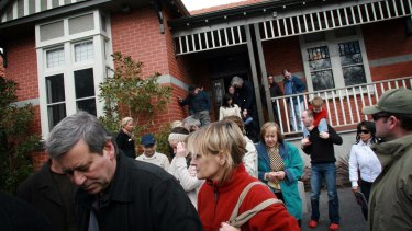 Getting worse: Australia's housing affordability has worsened, OECD figures show.