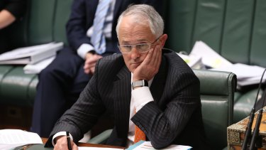 """""""Wah wah wah wah truck driver deaths wah. When do I get to call my double dissolution?"""""""