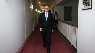 Finance Minister Mathias Cormann brushed off fears that a crackdown on super concessions might push more money into negatively geared property.