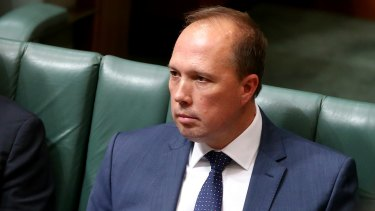 Malcolm Fraser made mistakes: Immigration Minister Peter Dutton.