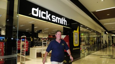 Ferrier Hodgson is already unpopular with many Dick Smith customers for refusing to honour the chain's gift cards.