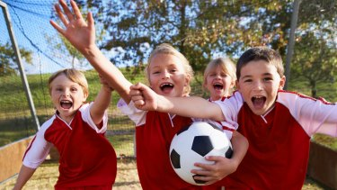 The government announced the new Active Kids Rebate.