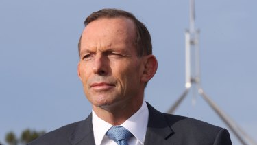 Prime Minister Tony Abbott travelled to Yeppoon on Thursday.