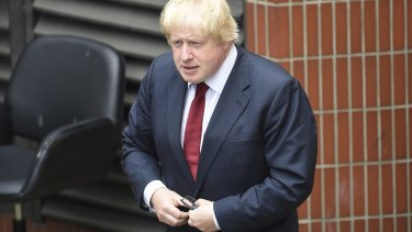 Boris Johnson, former mayor of London, has been trying to quell fears after the Brexit vote.