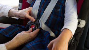 Confusion raises risk of injury: How to correctly fit a car seat.