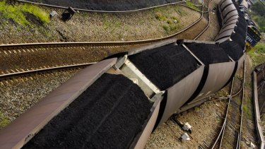 Coal miners may return to profitability.