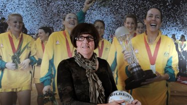 Former Netball Australia boss Kate Palmer is the new ASC chief executive.