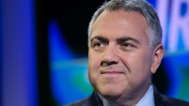 Joe Hockey has confirmed the change to GST on sanitary items remains on the table.