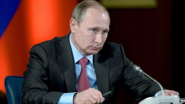 Russian President Vladimir Putin said the intervention had largely achieved its objectives.