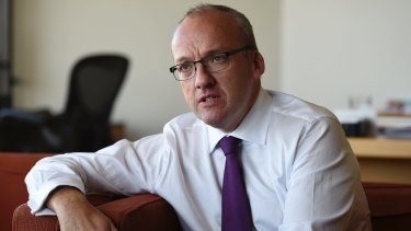 Equality wins: Opposition Leader Luke Foley has changed his views on same-sex marriage.